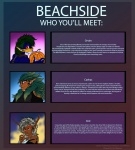 Beachside Comic - Introduction  by ???
