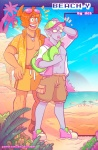 BEACH-Y is now available for purchase!  by DarkChibiShadow