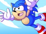 Flying Sonic  by ???