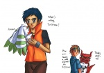 How Nice to Have Small Digimon as a Partner by uzukun