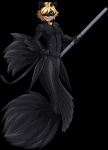 Mer-Chat Noir by TheKC