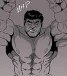 wip 34  by Sirio