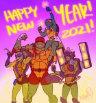 HAPPY TURTLE NEW YEAR!!  by Ninety9