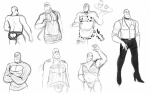 Team Fortress 2 - Engineer - Lingerie Dump  by AngelicMM
