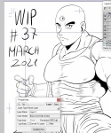 March 2021 wip  by Sirio