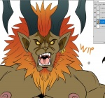 WIP  by Sirio