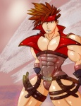 Sol Badguy by Catchx