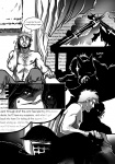 A Dark Road - Page five collab with Melukilan| jpg |