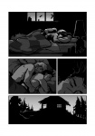A Dark Road - Page ten collab with Melukilan| jpg |