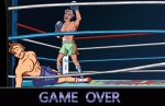 Super Punch Out!! - Game Over - Gabby Jay by SwayzeOne